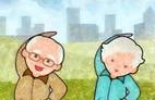Rong chơi với tuổi già
