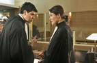 Nữ thẩm phán mất tất cả sau 'tình một đêm' với luật sư