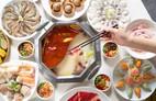 Ra mắt 'Đào Hoa' – mô hình Buffet lẩu Đài Loan chạy chuyền all in one