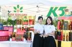 Sâm Ngọc Linh Kon Tum K5 công bố đại sứ thương hiệu