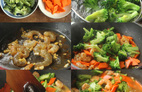 Thay phiên nấu 6 món rau này suốt cả tuần vẫn không cảm thấy ngán