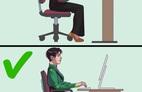 10 thói quen xấu ảnh hưởng đến sức khỏe của dân văn phòng