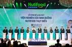 Nutifood ra mắt Viện Nghiên cứu dinh dưỡng Nutifood Thụy Điển