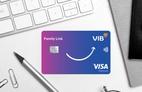 Lần đầu tiên tại Việt Nam, VIB hợp tác Visa ra mắt dòng thẻ tín dụng đồng hành cùng con