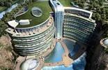 Khách sạn 'chọc đất' đầu tiên trên thế giới