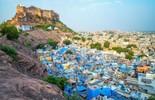 Thành bang bốn màu ở Ấn Độ - điểm đến rực rỡ cho mùa hè