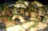 Thịt chuột ép lá chanh - nhìn thì ghê nhưng 'ăn là mê'