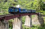 Băng qua núi đồi Ấn Độ trên tuyến đường sắt huyền thoại