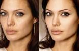 Trước và sau photoshop của dàn mỹ nhân Hollywood