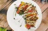 Thực đơn ăn kiêng với 2 món salad ngon miễn bàn