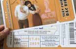 Nhận thiệp cưới: Nôn nao đợi đi xem phim