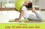 Yoga cho trẻ tại Golden Hearts Procoach