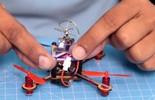 Tự chế drone tí hon tại nhà không khó như bạn nghĩ