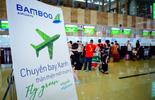 Chuyến bay đặc biệt của Bamboo Airways khởi đầu hành trình 'bay Xanh'