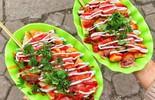 Món ngon khu Chùa Láng cho dân văn phòng thích ăn vặt