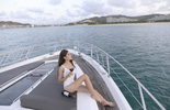 Bắt trend check in du thuyền sang chảnh giữa thiên đường biển Quy Nhơn, bạn đã thử?