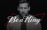 Budweiser đồng hành cùng Messi lan toả thông điệp 'Chất Vua không lùi bước'