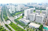 Thị trường bất động sản Bình Chánh khởi sắc trước thông tin lên quận