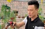 Ông chủ vườn lan Vũ Hoàng Giang với vườn lan giá trị gây sốt cộng đồng mạng