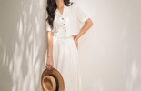 Kiểu áo sơ mi đang 'phủ sóng' các shop thời trang Việt