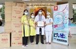 Vĩnh Tiến tặng 1 triệu khẩu trang y tế cho TP HCM phòng chống dịch Covid-19