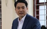 Chủ tịch Hà Nội Nguyễn Đức Chung chờ đối thoại với dân ở Mỹ Đức