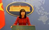 Người phát ngôn Bộ Ngoại giao trả lời về tình hình ở Đồng Tâm