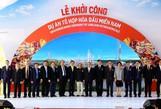 SCG khởi công dự án Tổ hợp Hóa dầu miền Nam