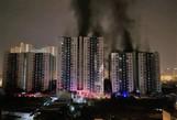Cháy chung cư Carina: Cán bộ PCCC địa bàn và chủ đầu tư phải chịu trách nhiệm