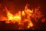 Ngọn lửa trong đêm xóa sổ cả một gia đình