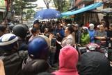 """Người dân bao vây trụ sở Công ty Bách Đạt An vì lo chủ đầu tư """"lật kèo"""""""