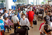 Sân bay Long Thành: Khó đạt mục tiêu trung chuyển