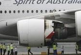 Siêu máy bay Airbus A380 bị nứt