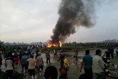 Rớt máy bay, 19 người trên khoang đều chết