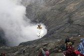 Núi lửa phun trào, 3.000 người sơ tán