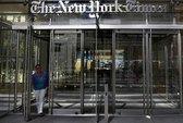 Anh yêu cầu The New York Times hủy tài liệu của Snowden