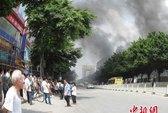 Lại nổ lớn ở Trung Quốc, 18 người thương vong
