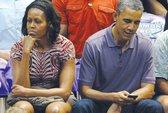 Vợ chồng ông Obama ly hôn?