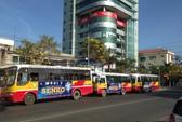 10 xe buýt đồng loạt ngưng chạy do mâu thuẫn nội bộ