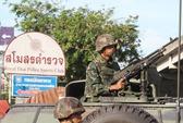 Thái Lan triển khai quân đội ở thủ đô Bangkok