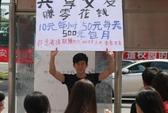 Sinh viên Trung Quốc cho thuê bạn gái lấy tiền mua iPhone