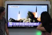 Giáo hoàng đến Hàn Quốc, Triều Tiên bắn rốc-két