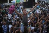 Đổ máu vì nổ súng ăn mừng lệnh ngừng bắn ở Gaza