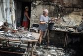 Ukraine chặn đứng một đoàn xe Nga tại biên giới