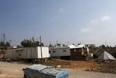 Israel công bố kế hoạch chiếm đất của Palestine