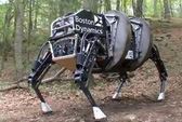 Quân đội Mỹ thử nghiệm robot khuân vác