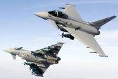 Máy bay Nga áp sát Anh, vào không phận Hà Lan