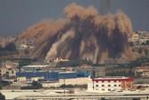 Người Israel đầu tiên trúng tên lửa từ Dải Gaza