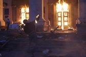 Ukraine: Hàng chục người chết cháy trong đụng độ ở Odessa