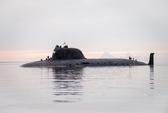 Nga ra mắt tàu ngầm tấn công hạt nhân